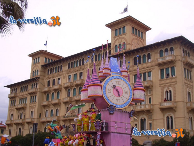 Carnevale di Viareggio 2006