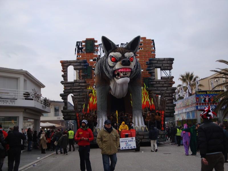 Carnevale di Viareggio 2012