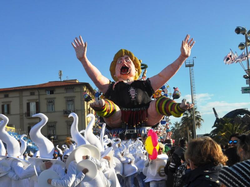 Carnevale di Viareggio 2015