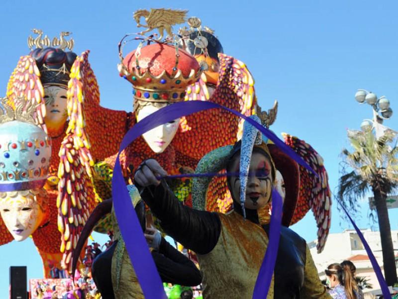 Carnevale di Viareggio 2013