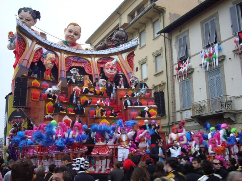 Carnevale di Viareggio 2008